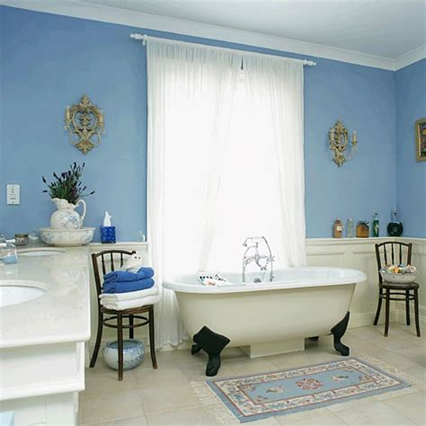 blue and white bathrooms blue and white bathroom bathroom idea freestanding