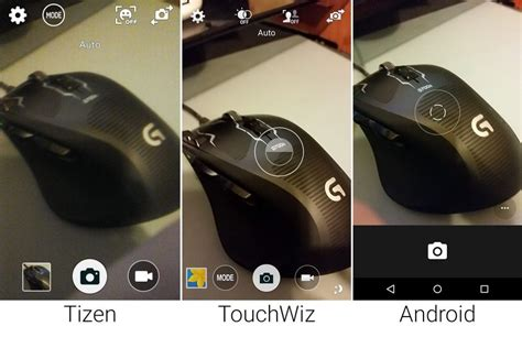 tizen vs android tizen vs android touchwiz vs android stock confronto grafico e funzionale tra le ui tuttoandroid