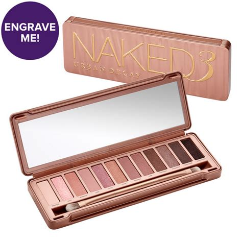 Decay Eyeshadow Palette 3 decay naked3 eyeshadow palette