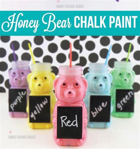 Chalk Paint Giveaway - honey bear chalk paint giveaway smart school house