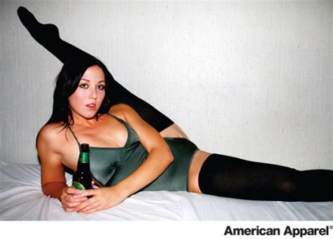 delicious open pubic hair women life imitates art an open letter to american apparel