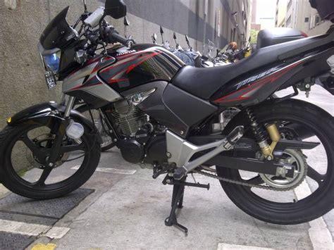 Topset Honda Tiger model honda tiger 200cc almost new at 600km singapore classifieds