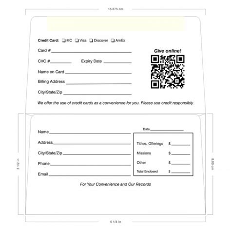 donation envelope template donation envelope template 28 images remittance