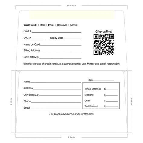 remittance envelope template remittance envelopes layout 004