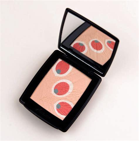 Guerlain Powder Blush Chic Pink guerlain parure de nuit pressed powder blush review