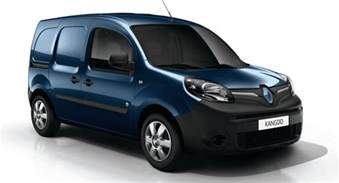 Renault Kangoo Renault Upgrades Its Small Kangoo Workhorse