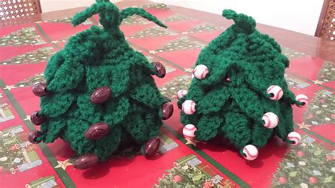 christmas tree fly pattern ravelry christmas tree bag pattern by lisa ferrel