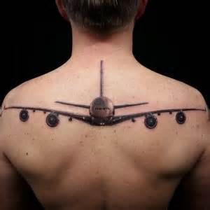 aviation tattoos airplane tattoos designs ideas and meaning tattoos for you