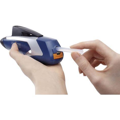 Glue Gun Pistolet Mini 7 4mm mini pistola colla a caldo a batteria steinel neo 1 7 mm 3