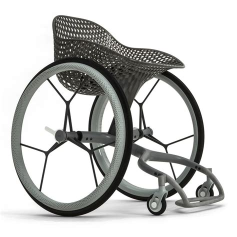 design milk wheelchair layerlab s 3d printed go wheelchair design milk