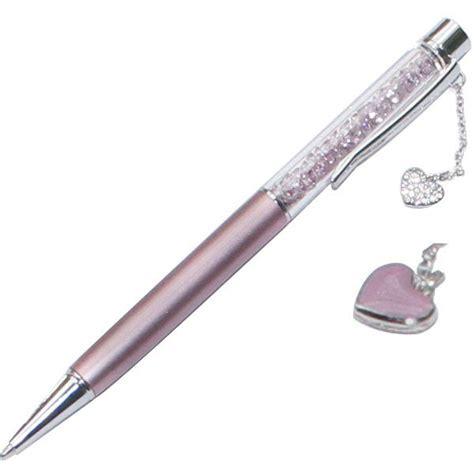 Rhinestone Pen luxury jewellery rhinestone bling pen in purple