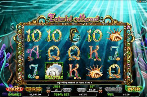 enchanted mermaid slot play bonus