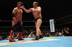 Suzuki Wrestler 411mania Csonka S Njpw On Axs Tv Review 7 17 15