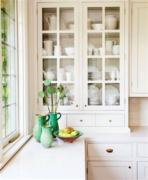 Glass Front Cupboard - best 25 glass front cabinets ideas on glass
