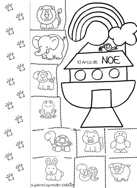 dibujos para colorear de clase dominical si quieres aprender ense 209 a arca de no 233
