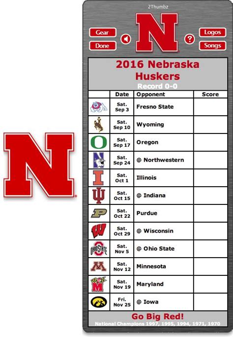 nationwide football annual 2016 2017 1907524525 17 best images about nebraska huskers on logos models and football