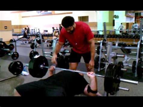 tuilagi bench press samoa strength 315lbs bench press for 28reps youtube