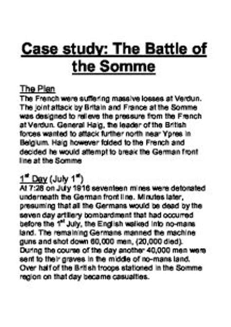 The Battle Of The Somme Worksheet Answers by Bad Food Tax It And Subsidize Vegetables Rachael Edwards