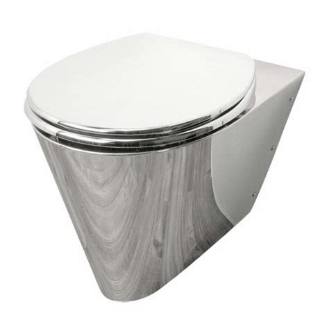 Stainless Steel Cabinet Knobs Neo Metro Miniloo Wall Mounted Toilet Bath Toilet From
