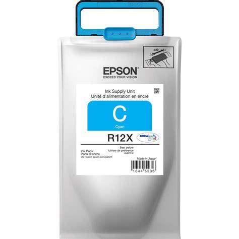 Tinta Printer Durabrite epson r12x durabrite ultra high capacity cyan ink pack