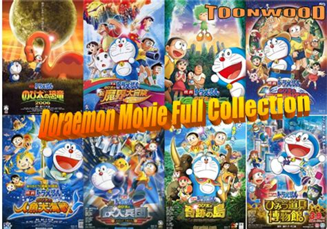 doraemon movie all doraemon movies collection in hindi 1996 2016 toonwood