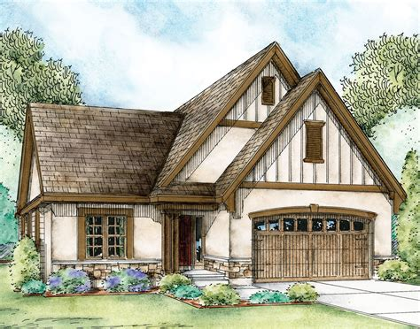 european cottage house plans cozy european cottage 42315db architectural designs