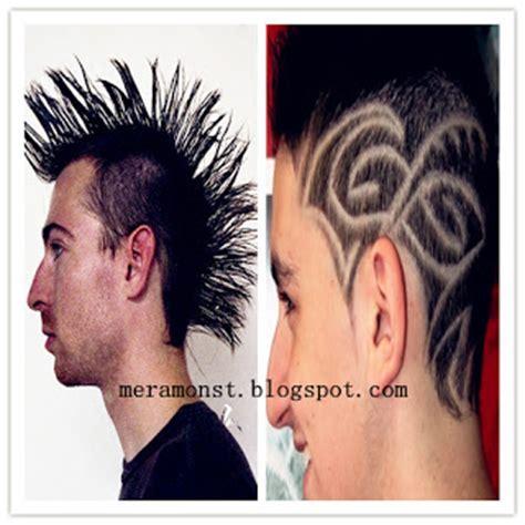 Revobeard Template Stylish Cukur Jenggot monsterz hukumnya haram jangan buat rambut mohawk balong ayam dan rambut style hair tatto