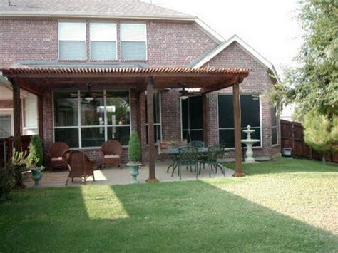 Back Patio Designs Back Patio Decorating Ideas Your Home