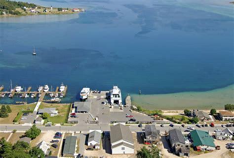 boat slips for rent charlevoix beaver island ferry in charlevoix mi united states