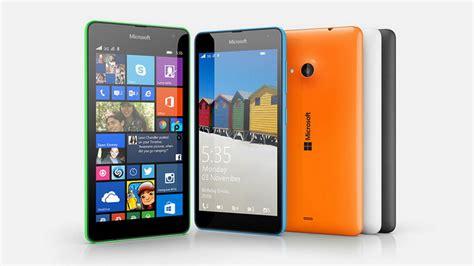 Resmi Microsoft 535 Microsoft Lumia 535 Resmi Rilis Di Indonesia Okezone Techno