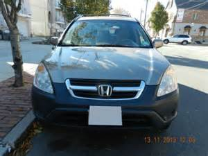 purchase used 2004 honda cr v ex brown with side steps
