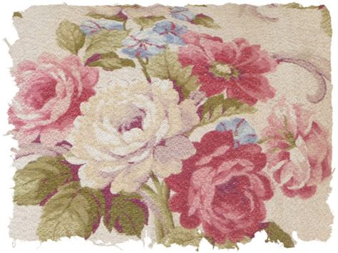 cabbage rose upholstery fabric romantic pink cabbage rose vintage barkcloth fabric drapery