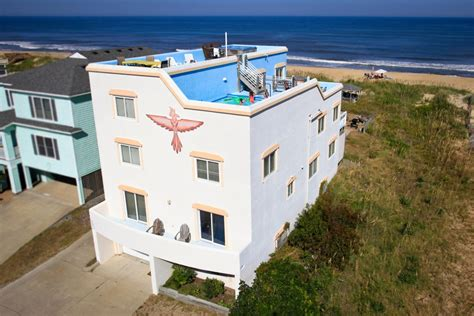 outer banks realty vacation rentals best pools of the outer banks
