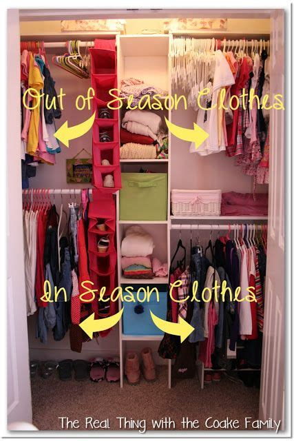 how to organize a small closet with lots of clothes 38 best kids closets images on pinterest