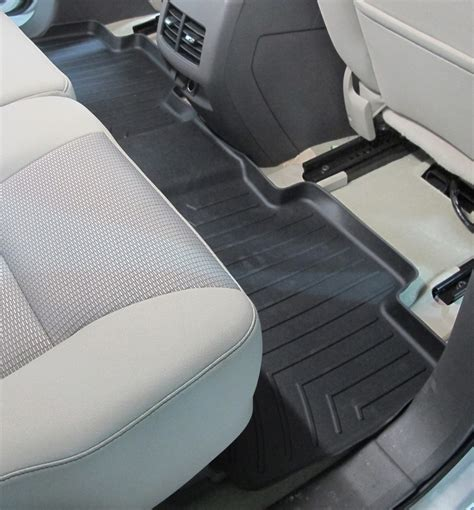 Ford Edge Mats by Weathertech Floor Mats For Ford Edge 2007 Wt441102
