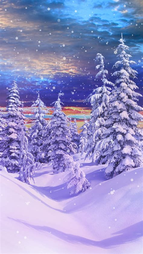wallpaper for android winter winter and christmas wallpaper android apps on google play