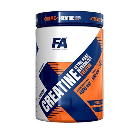 creatine 9 xtreme fa fitness authority xtreme creatine monohydrate 200