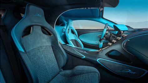 bugatti divo  interior wallpaper hd car