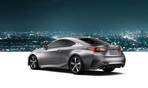 lexus rc sedan lexus rc price estimate autos post