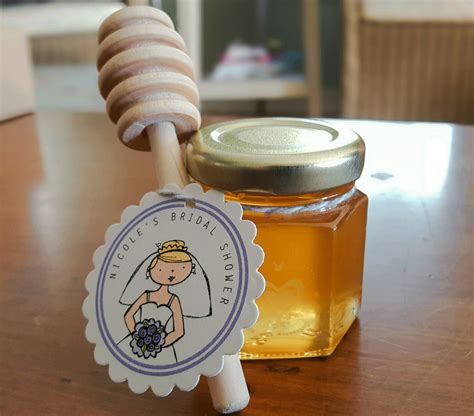 Wedding Favors Honey Jars by Diy Honey Jar Wedding Favor Ideas E M Wedding Favors