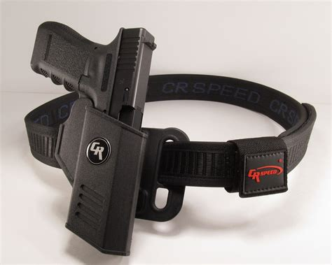 hülster bett cr speed secure2 retention holster and edc carry belt gear