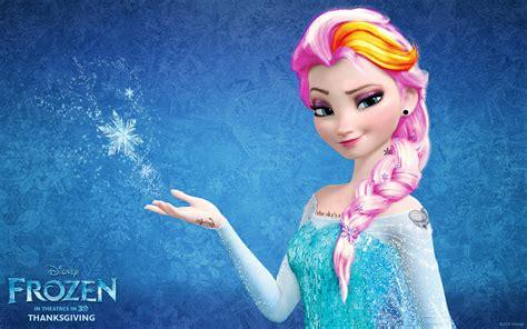 froze ony princess elsa wallpaper wallpapersafari