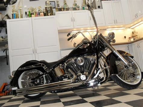 heritage softail footboards gallery