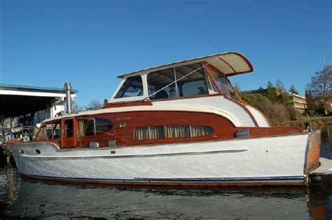 cabin cruisers for sale 1949 chris craft cabin cruiser power boat for sale