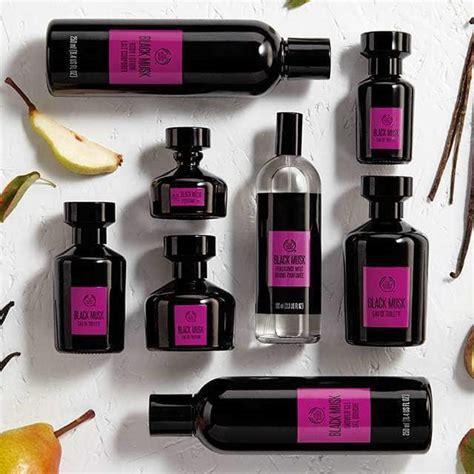 Parfum Black Musk The Shop black musk eau de parfum