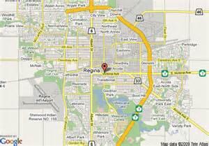Regina Canada Map by Map Of Regina Inn Hotel Amp Conference Center Regina