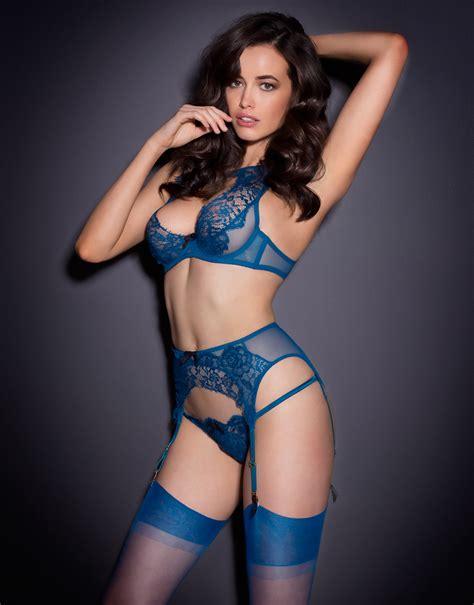 sarah stephens models agent provocateur s new collection sarah stephens agent provocateur lingerie 2014 33 gotceleb