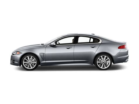 Four Door Sedan by Image 2012 Jaguar Xf 4 Door Sedan Portfolio Side Exterior