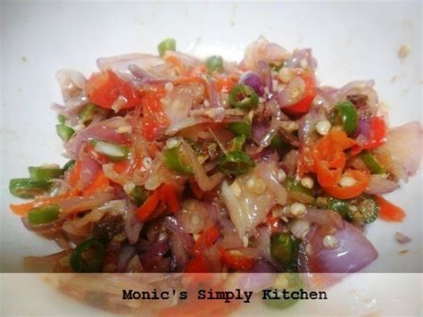 resep dan cara membuat sambal matah bali sate lilit ayam khas bali sambel matah monic s simply