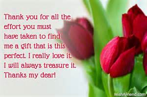 thank you quotes for gifts received quotesgram